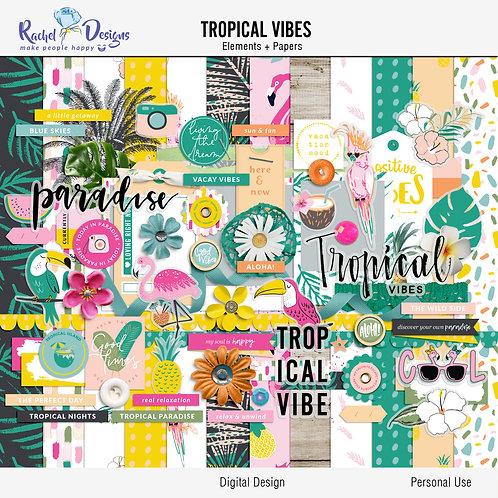 Tropical Vibes - Kit