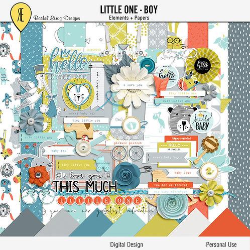 Litttle One Boy - Kit