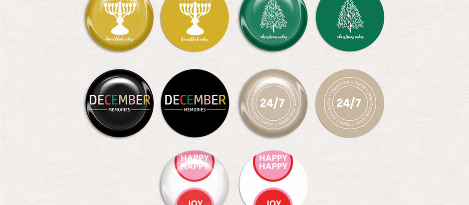 December Documented 2018 - Freebie
