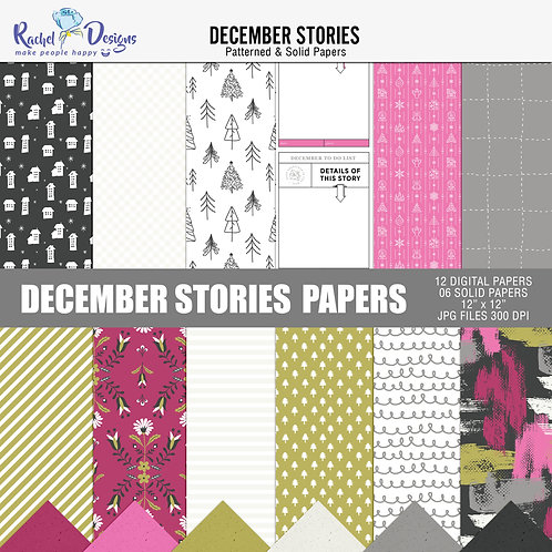 December Stories - Papers