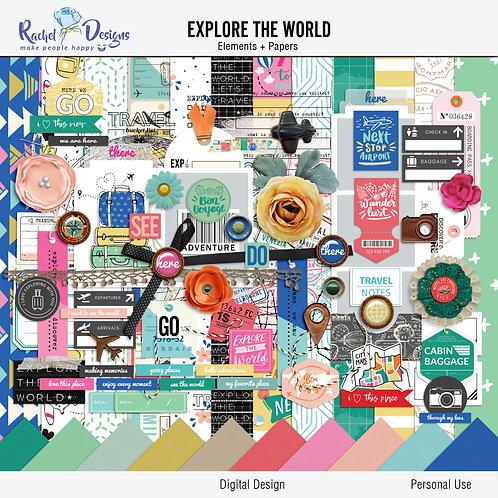 Explore The World - Kit