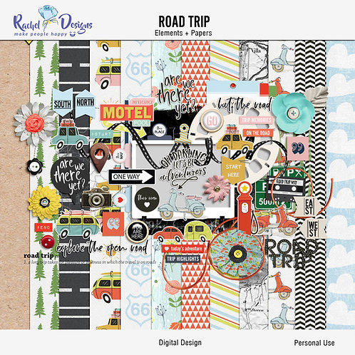 Road Trip - Kit