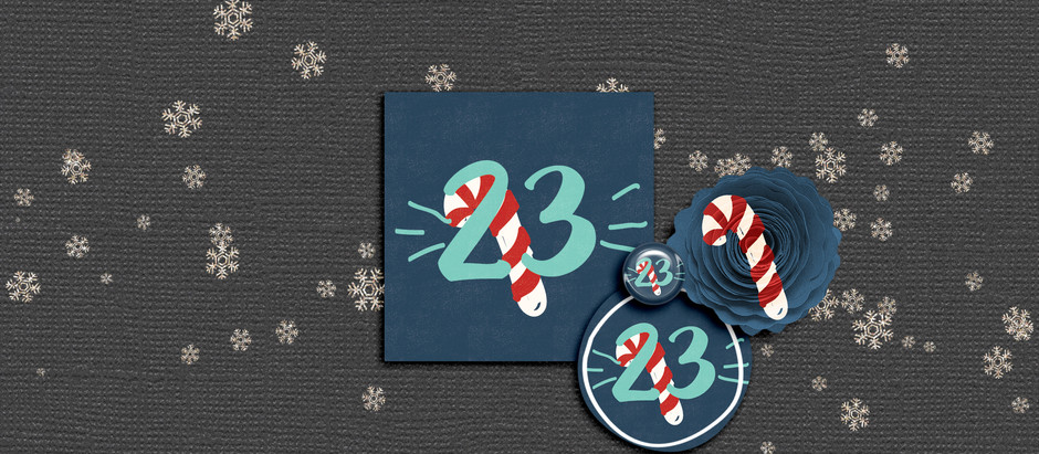 Advent christmas calender day 23