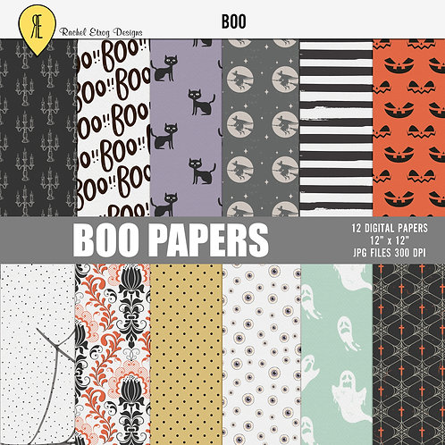 Boo - Papers