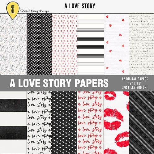 A Love Story - Papers
