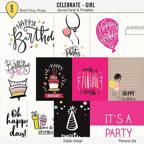 Celebrate Girl