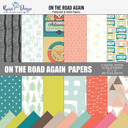 On The Road Again - Papers