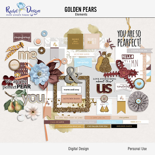 Golden Pears - Elements