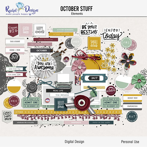 October Stuff - Elements