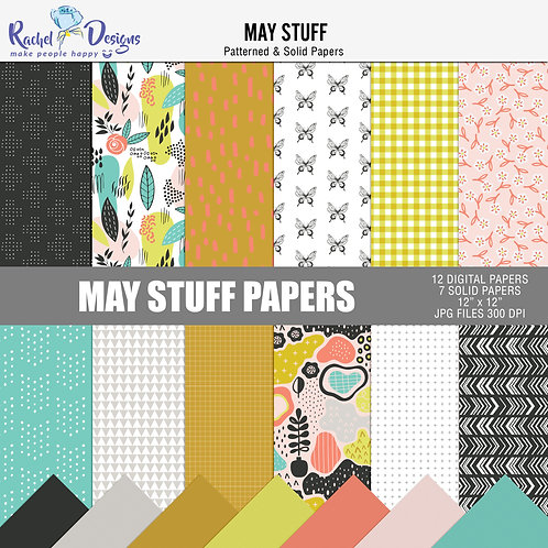 May Stuff - Papers
