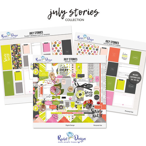 July Stories - Collection