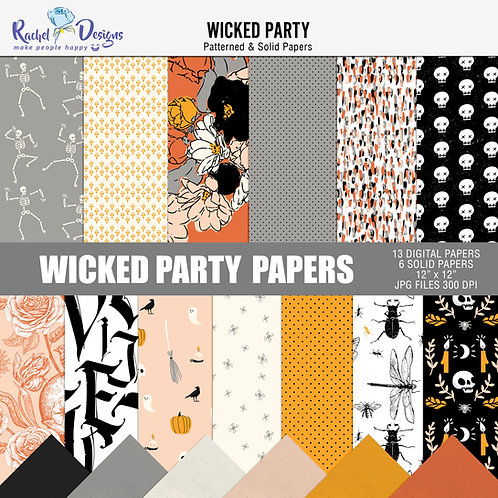 Wicked Party - Papers