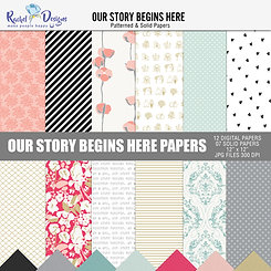 Our Story Begins Here - Papers