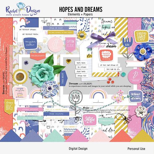 Hopes And Dreams - Kit