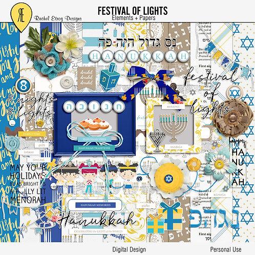 Festival of lights - Kit