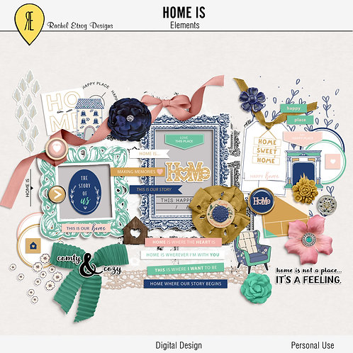 Home Is - Elements