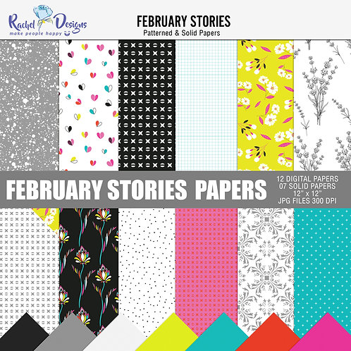 February Stories - Papers