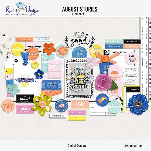 August Stories - Elements