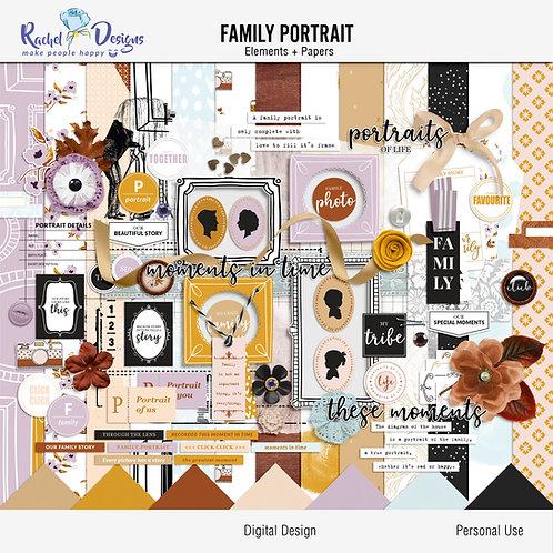 Family Portrait - Kit