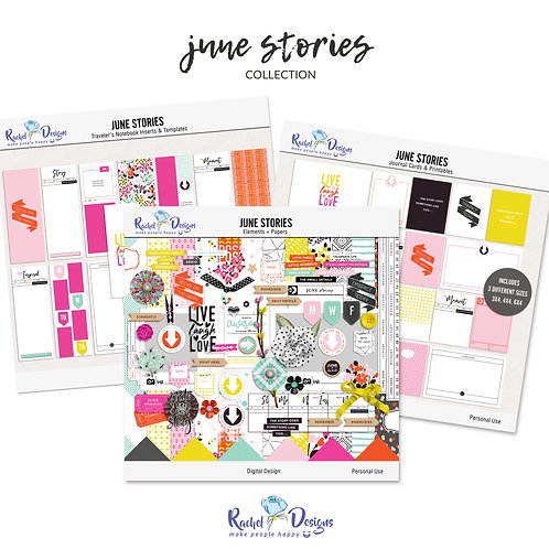 June Stories - Collection