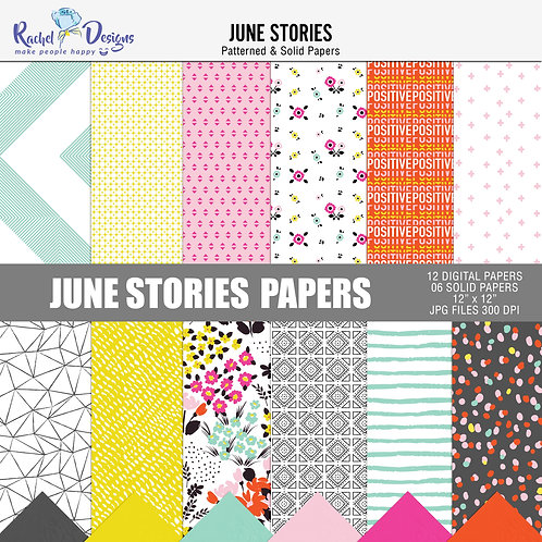 June Stories - Papers