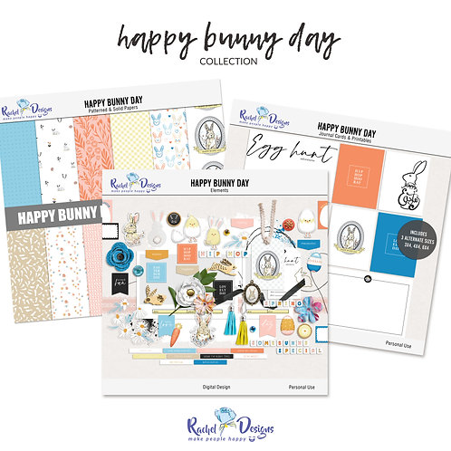 Happy Bunny Day - Collection