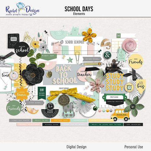 School Days - Elements