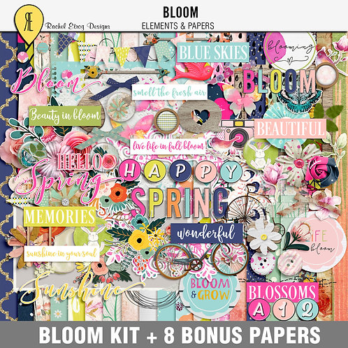 Bloom Full Kit