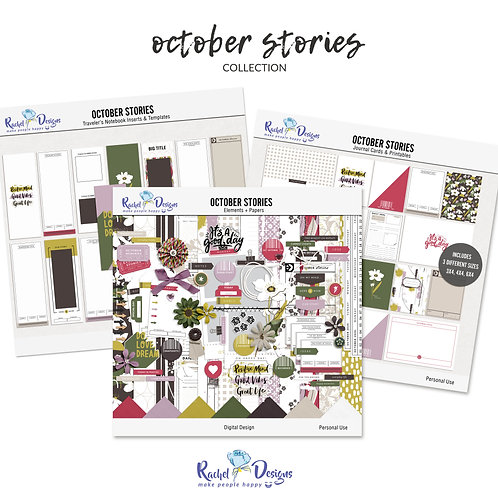 October Stories - Collection