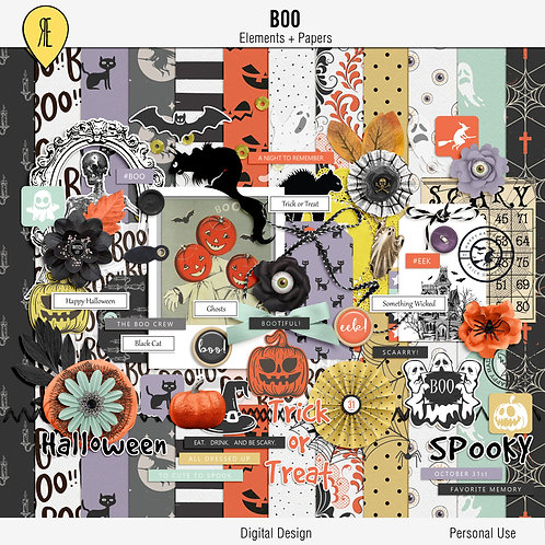 Boo Full Kit