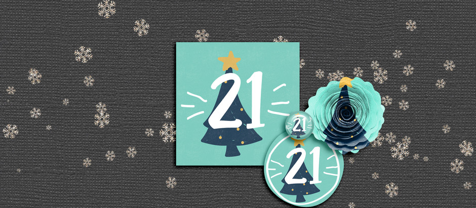 Advent christmas calender day 21