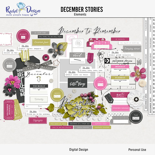 December Stories - Elements