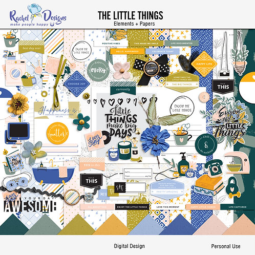 The Little Things - Kit