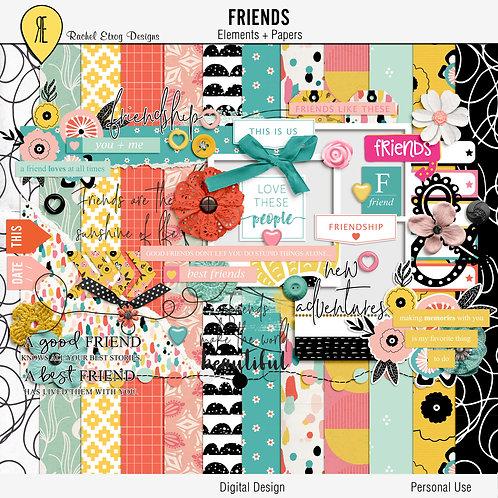 Friends Full Kit