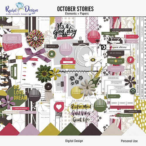 October Stories - Kit