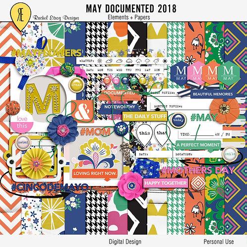 May Documented 2018 Full Kit