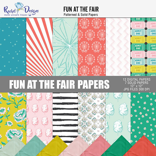 Fun At The Fair - Papers