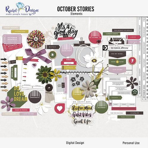 October Stories - Elements