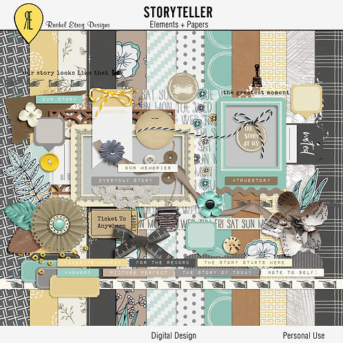 Storyteller Full Kit