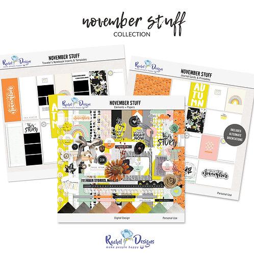 November Stuff - Collection