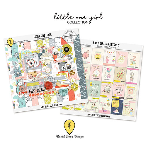Litttle One Girl - Collection