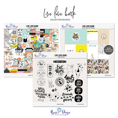Live Love Bark - Collection