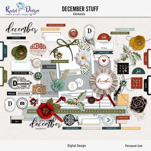 December Stuff - Elements