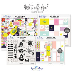 Note To Self April - Collection