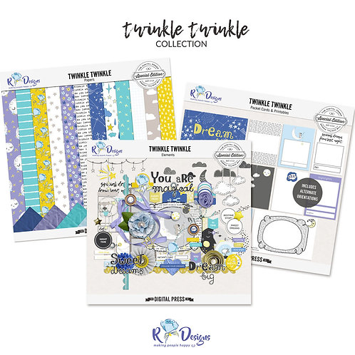 Twinkle Twinkle - Collection