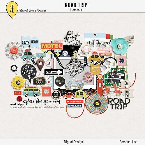 Road Trip - Elements