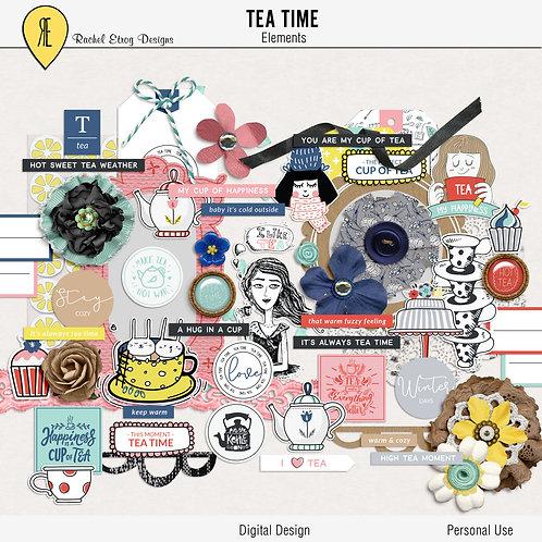Tea time - Elements