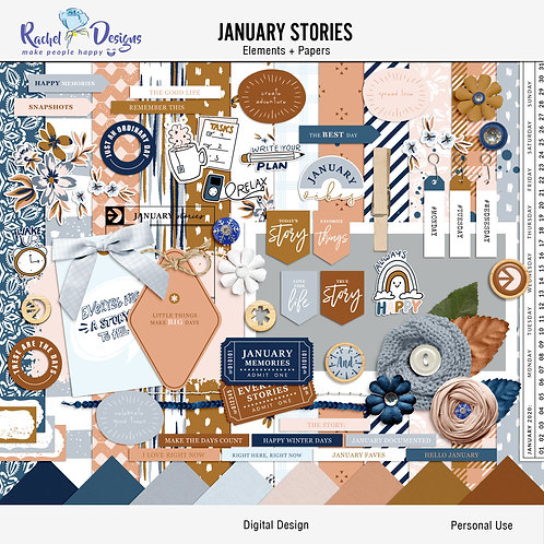 January Stories - Kit