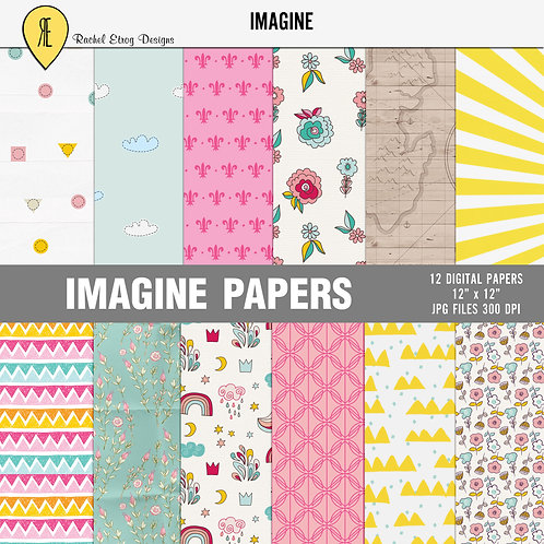 Imagine - Papers