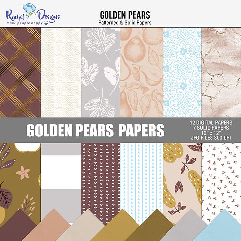 Golden Pears - Papers